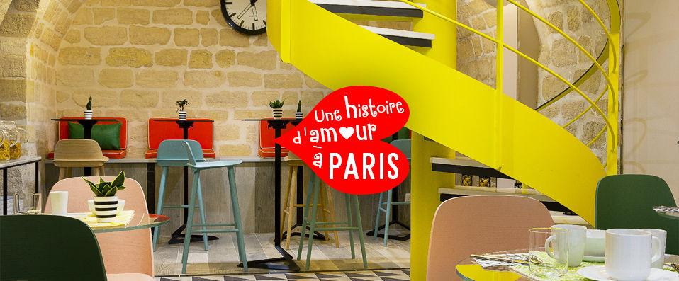 Hôtel Duette - Paris -
