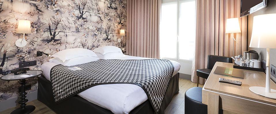Hôtel Acanthe - Boulogne-Billancourt - hotel - vente-privee - promo - vente-flash - verychic