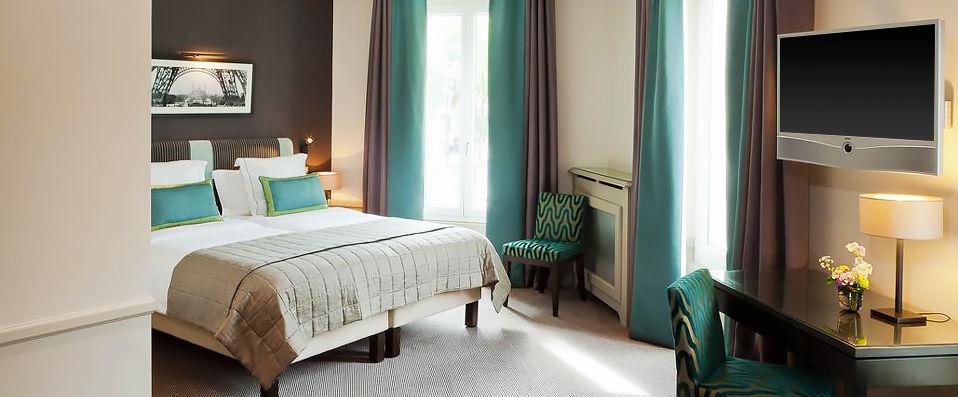 Hôtel Aiglon **** - Paris -