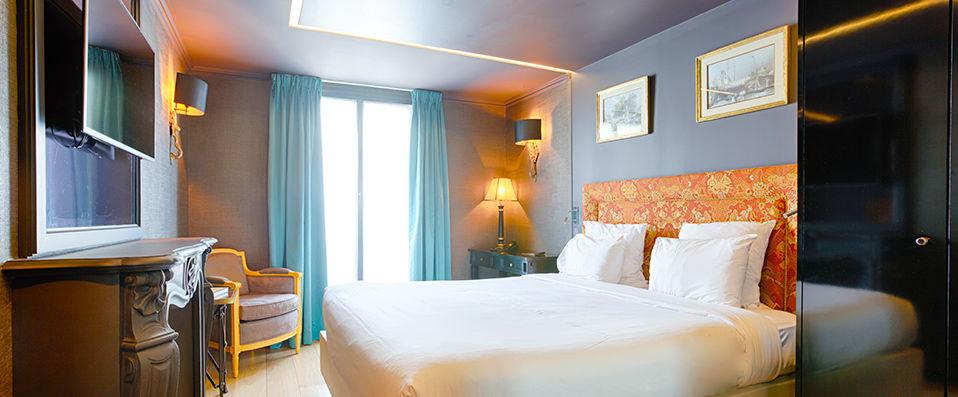 Albert's Hotel *** - Dernière minute - Paris -