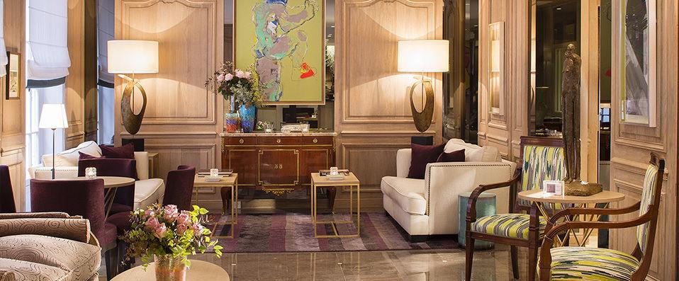 Hôtel Balmoral **** - new-paris -