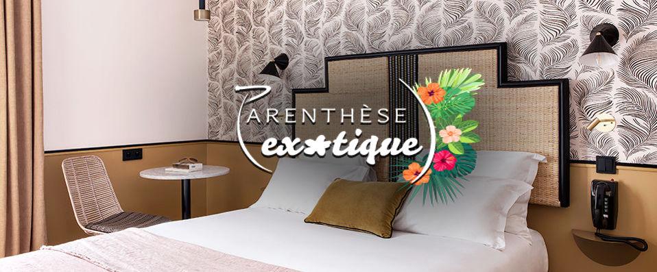 Hôtel Doisy Étoile **** - Paris -