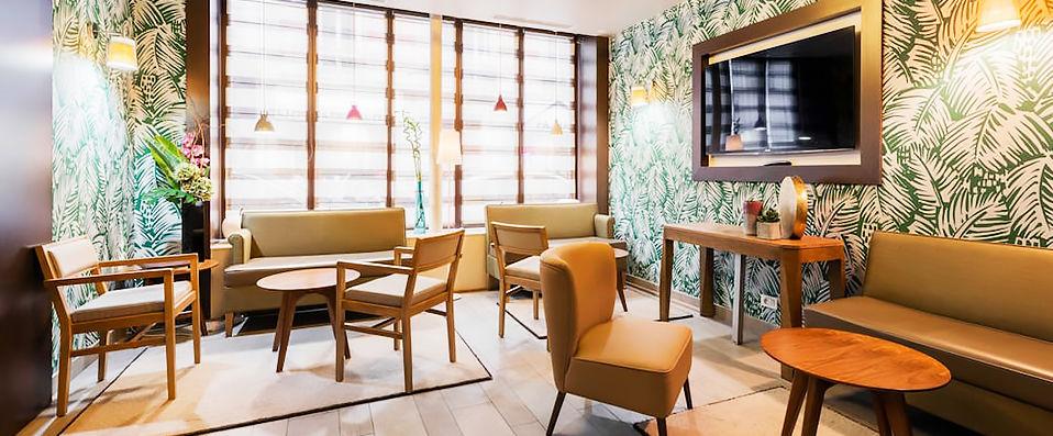 Hôtel Eden **** - Paris -