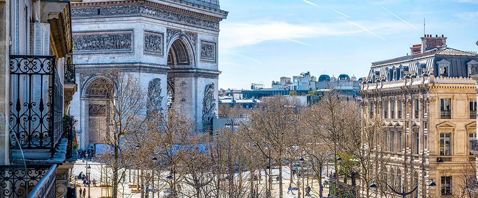 Étoile Park Hôtel *** - Dernière minute - Paris -
