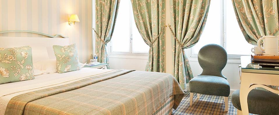 H tel etoile saint ferdinand derni re minute paris verychic ventes priv es d 39 h tels - Chambre hotel derniere minute ...