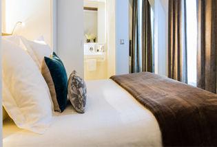 H tel gabriel derni re minute paris verychic ventes priv es d 39 h tels extraordinaires - Chambre hotel derniere minute ...