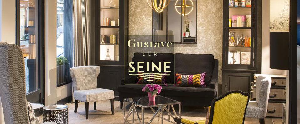 Hôtel Gustave **** - Paris -
