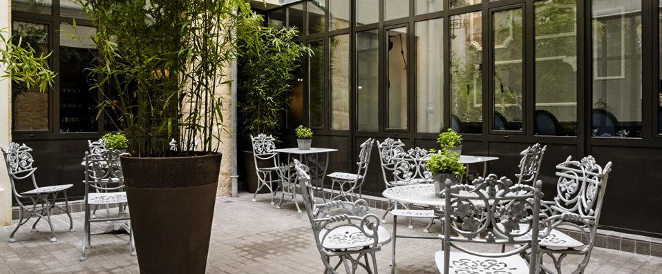 Hôtel Mademoiselle **** - Dernière minute - Paris -