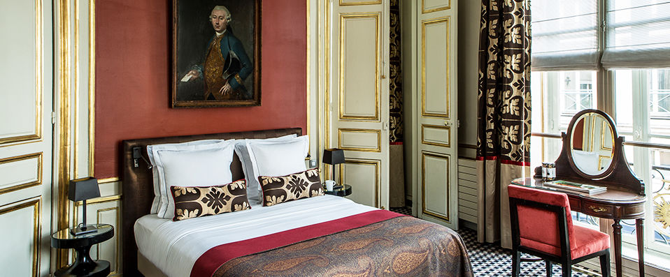 Hôtel Mansart **** - Dernière minute - Paris -