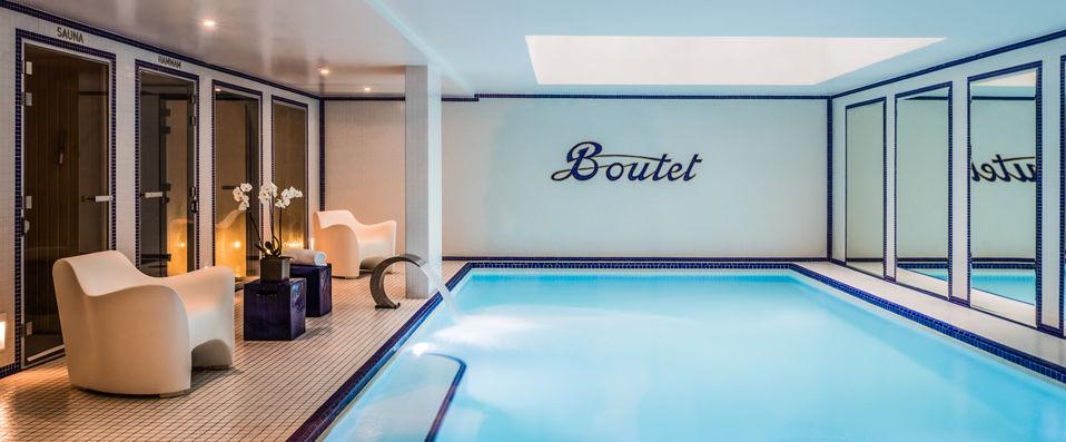Hôtel Paris Bastille Boutet ***** - MGallery by Sofitel - Paris - hotel - vente-privee - promo - vente-flash - verychic