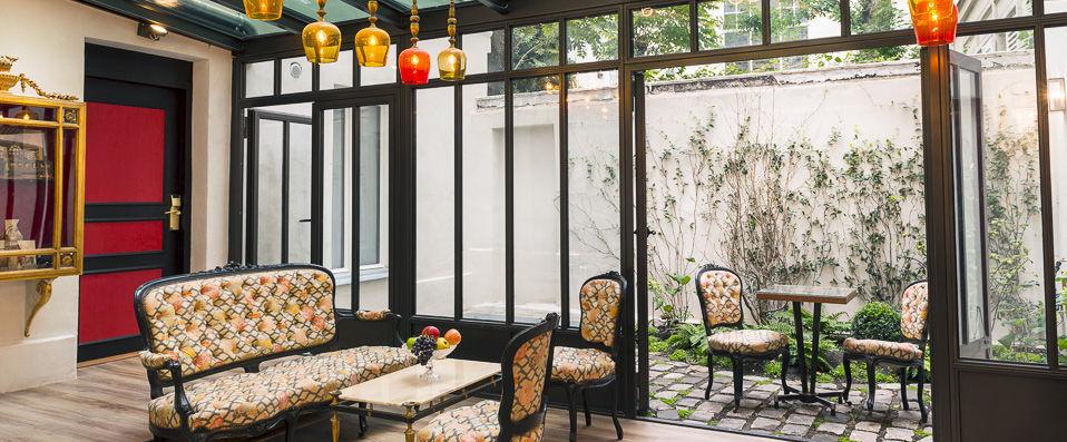 H tel sacha derni re minute paris verychic ventes priv es d 39 h tels extraordinaires - Chambre hotel derniere minute ...