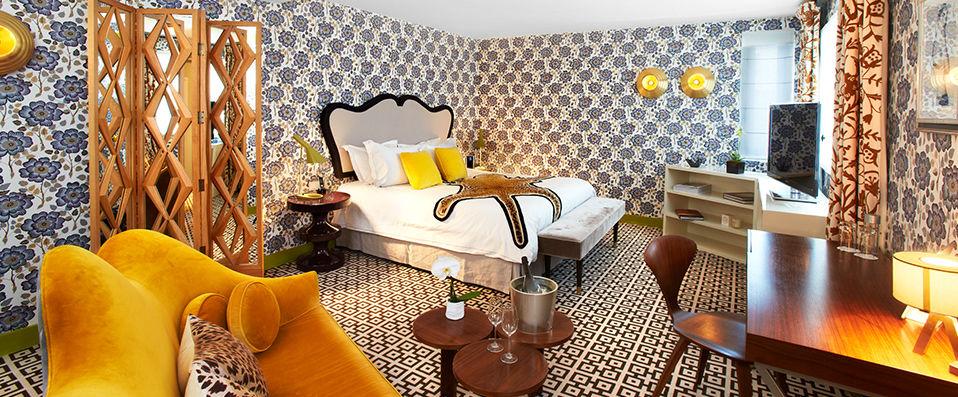Hôtel Thoumieux **** - Paris -
