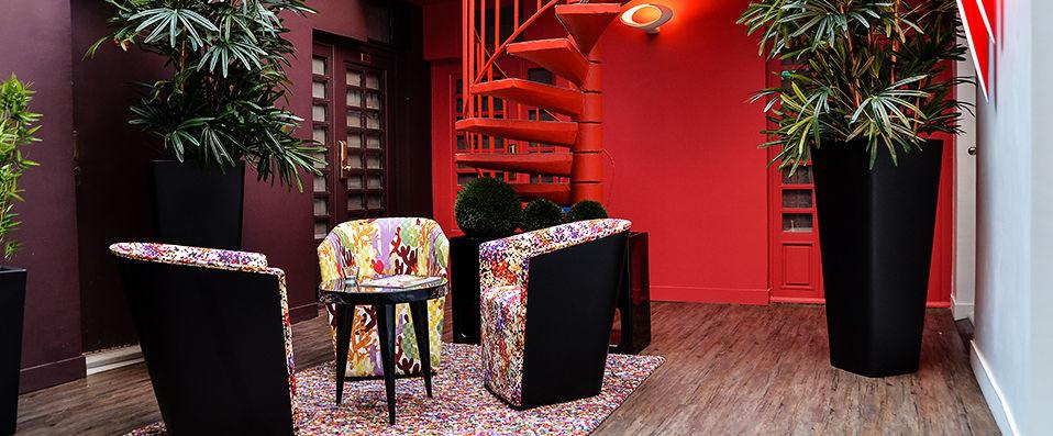 Hôtel Tivoli *** - Dernière minute - Paris -