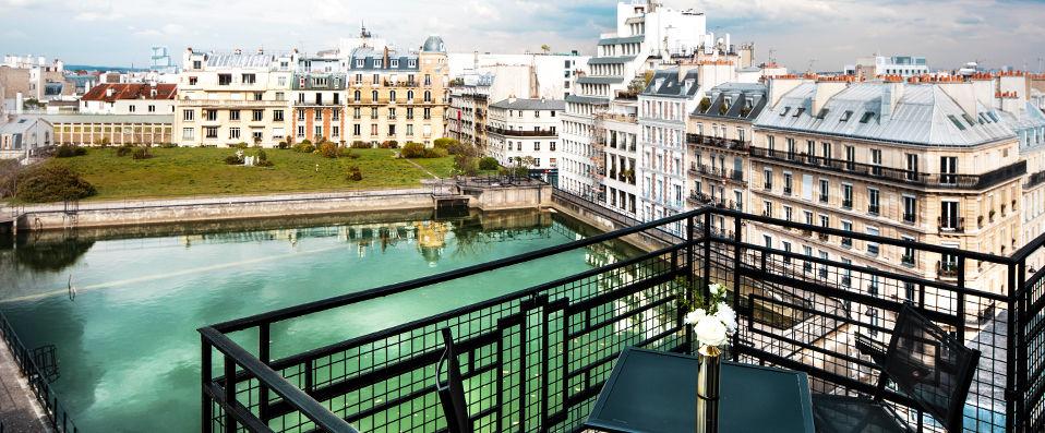 Hôtel Victor Hugo **** - Paris -