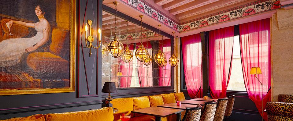 Hôtel de Joséphine Bonaparte **** - Dernière minute - Paris -