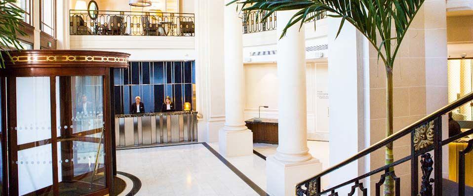 Hotel du Louvre in The Unbound Collection by Hyatt *****