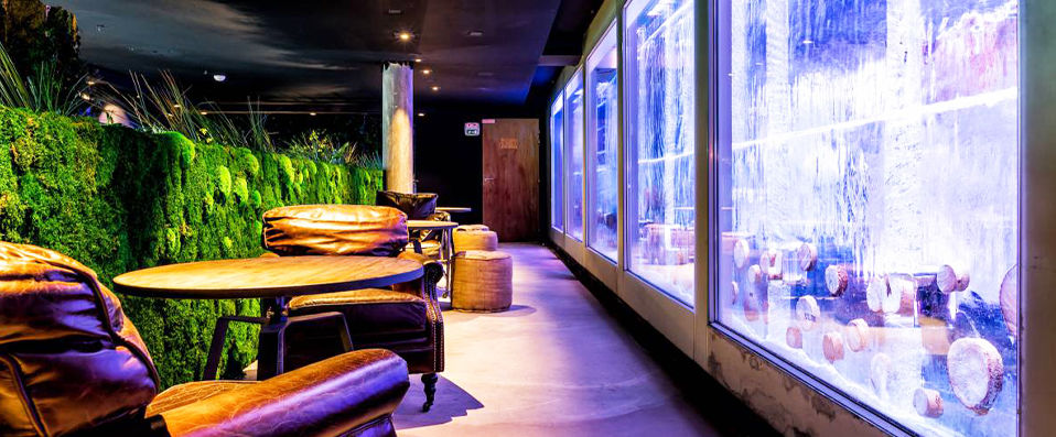Kube Paris Hotel & Ice Bar **** - Paris -
