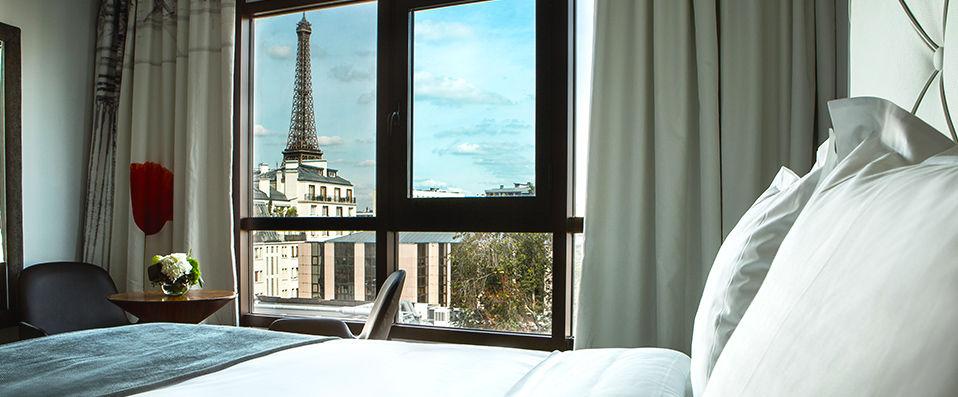 Le Parisis - Paris Tour Eiffel **** - Paris -