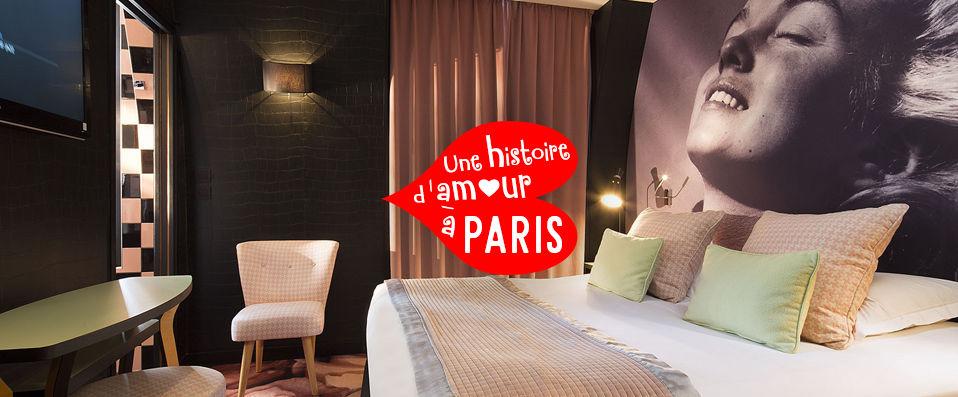 Platine Hotel **** - Paris -