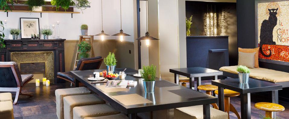 Hôtel Le Chat Noir **** - Paris - hotel - vente-privee - promo - vente-flash - verychic