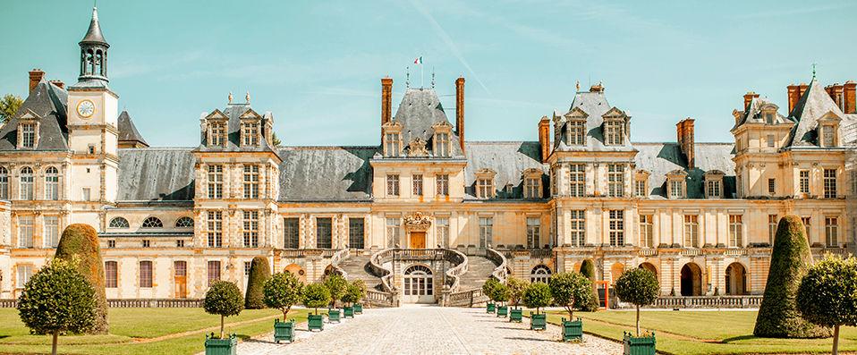 Mercure Château de Fontainebleau ****