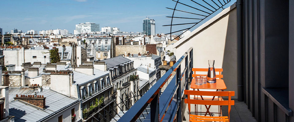Mercure Paris 17 Batignolles ****