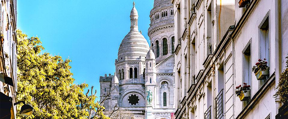 Mercure Paris Montmartre Sacré-Coeur ****