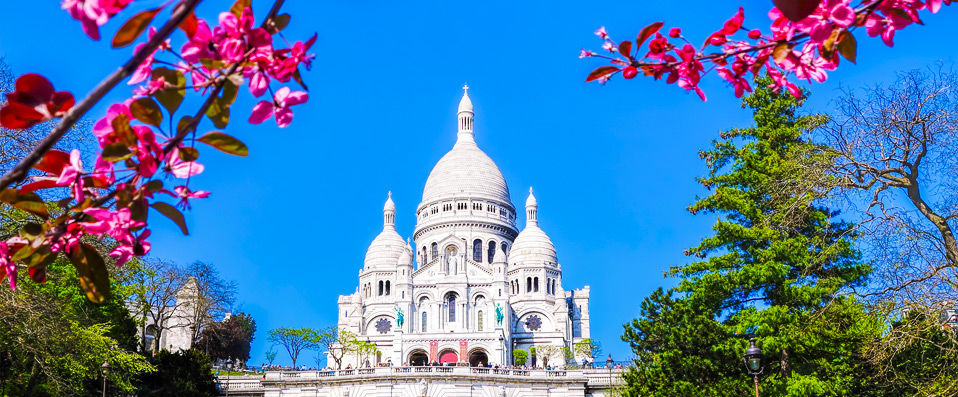 Mercure Paris Montmartre Sacré-Coeur **** - Paris -