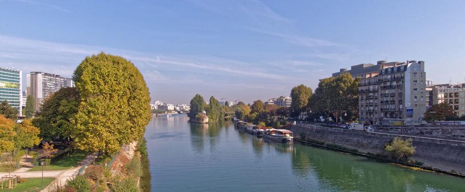 Mercure Paris Pont de Levallois Neuilly **** - Levallois-Perret -