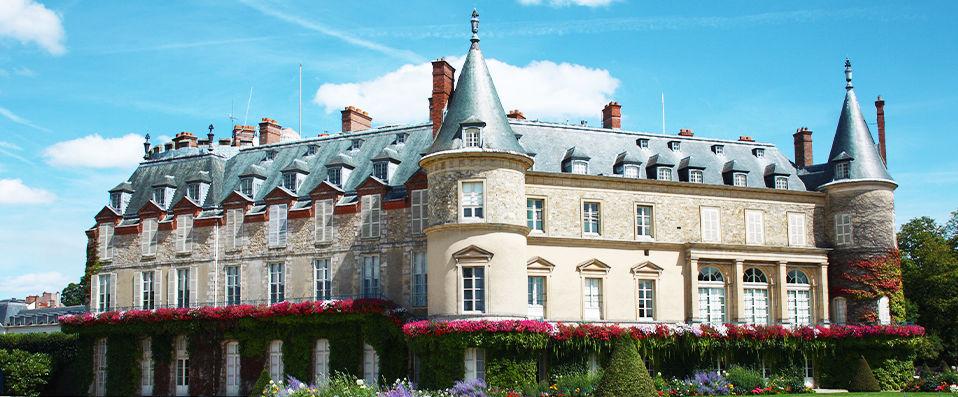 Mercure Rambouillet Relays du Château **** - Rambouillet -