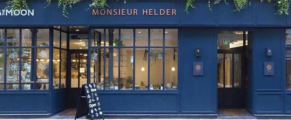 Monsieur Helder Hôtel Opéra