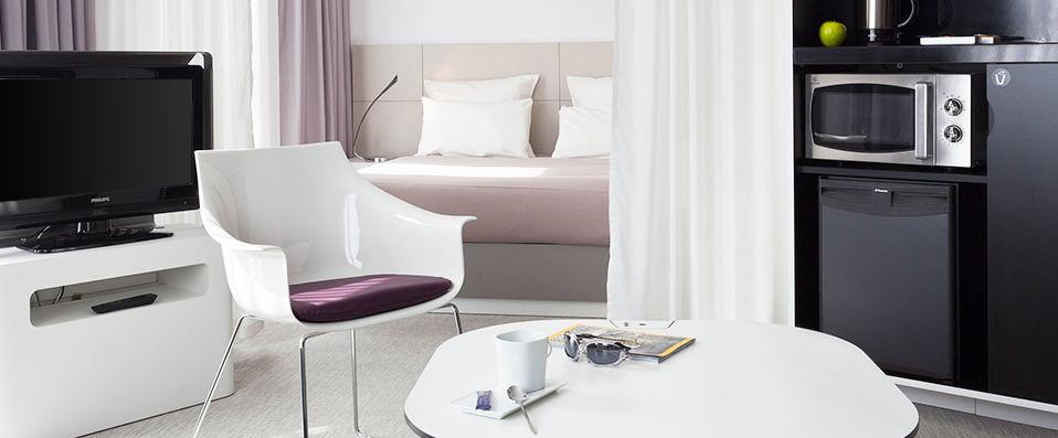 Novotel Suites Paris Issy-les-Moulineaux **** - Dernière minute - Issy-les-Moulineaux -