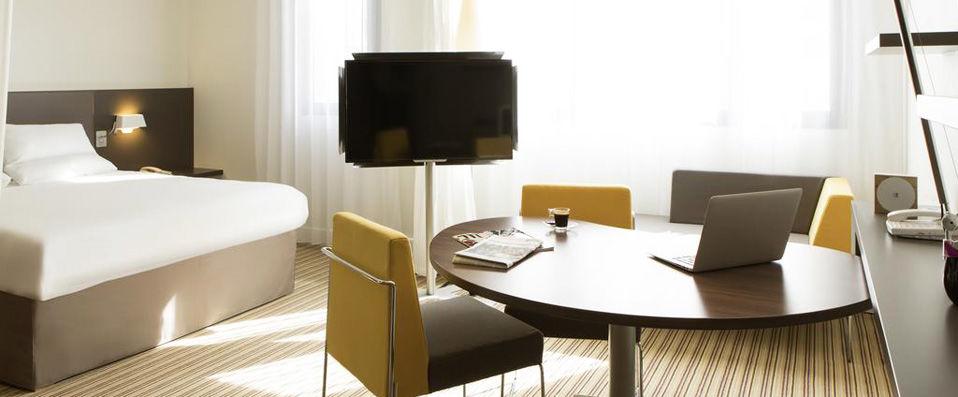 Novotel Suites Paris Rueil Malmaison **** - Rueil-Malmaison -