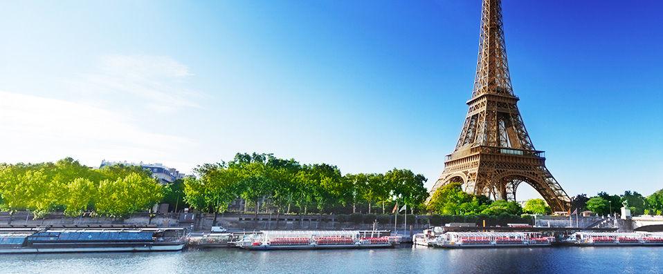 Hôtel Palais de Chaillot - Paris  France - hotel - vente-privee - promo - vente-flash - verychic