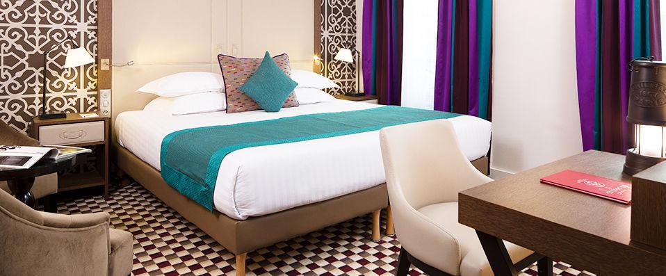Hôtel Phileas **** - Paris -