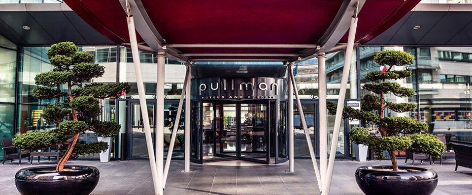 Pullman Paris Centre Bercy **** - Dernière minute - Paris -