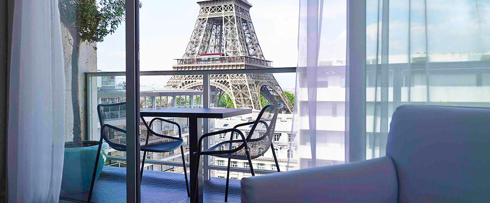 Pullman Paris Tour Eiffel **** - Paris -