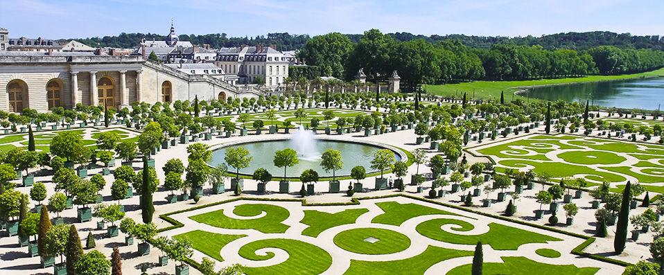 Hôtel Le Versailles **** - Versailles -