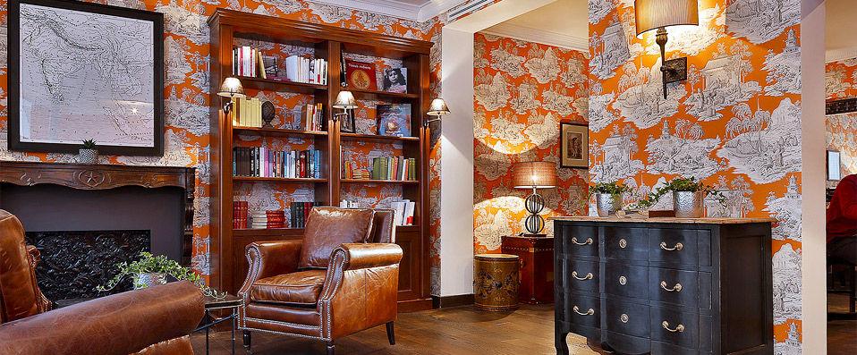 Hôtel R. Kipling **** - Paris -