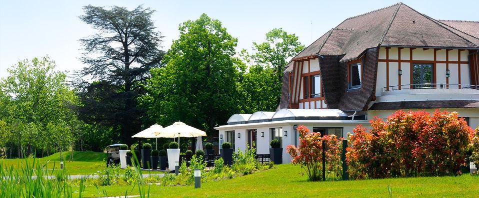 Relais de la Malmaison Hôtel & Spa **** - Hauts-de-Seine -