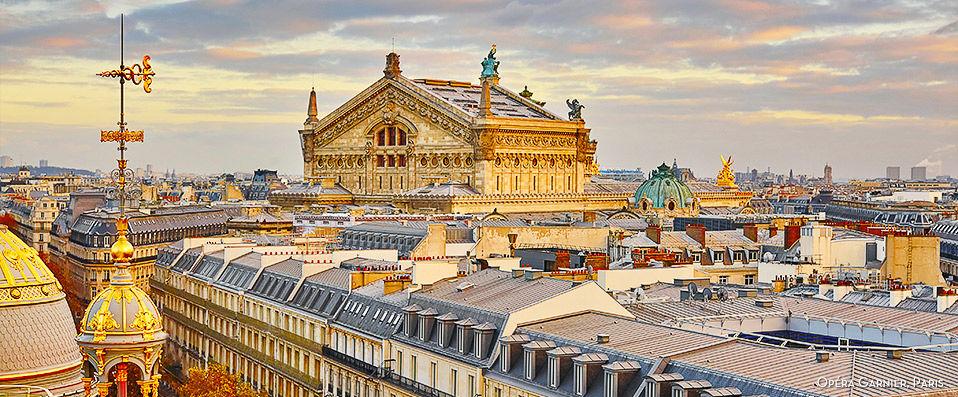 Serotel Suites Opera **** - Paris -