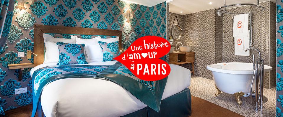 Hôtel Le Temple de Jeanne - Paris -