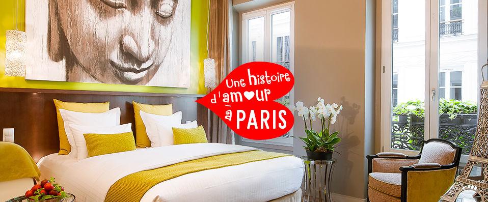 Hôtel B Montmartre **** - Paris -