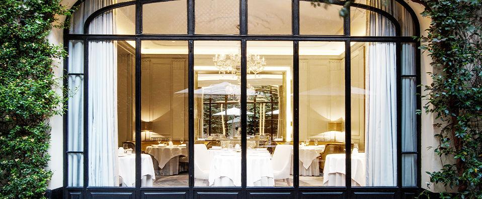 Hôtel Lancaster ***** - Paris -