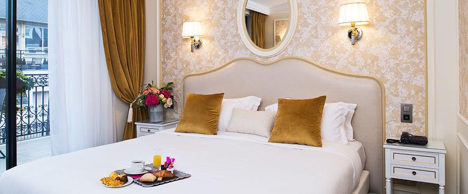 Hôtel Saint Petersbourg Opéra & Spa **** - Paris -
