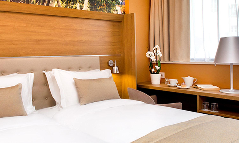 les jardins de mademoiselle hotel spa paris verychic ventes priv es d 39 h tels. Black Bedroom Furniture Sets. Home Design Ideas