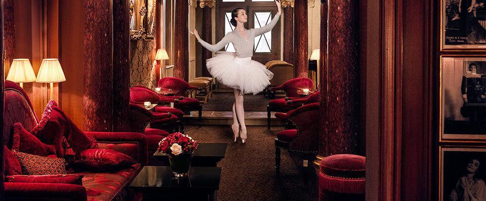 Maison Athénée **** - Paris - hotel - vente-privee - promo - vente-flash - verychic