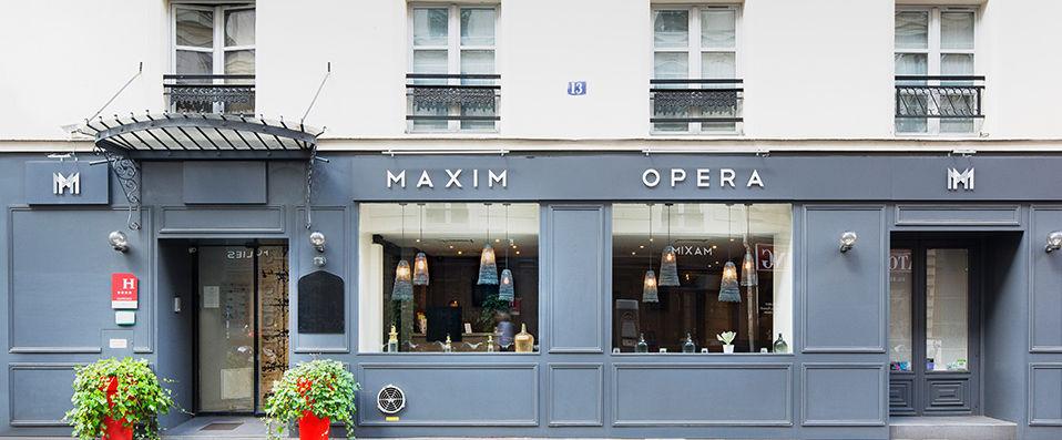 Maxim Opera **** - Dernière minute - Paris -