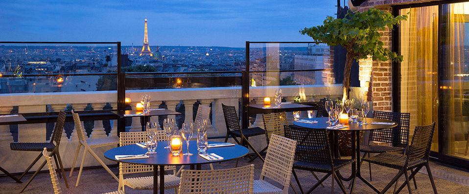 Terrass Hotel **** - Paris -