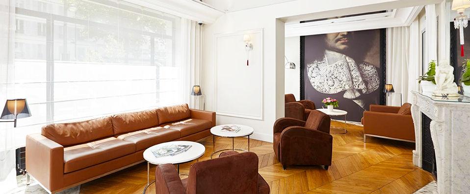 Hôtel Tourisme Avenue *** - Dernière minute - Paris -